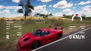 Forza Horizon 3 Tuning 1996 Ferrari F50 GT Top Speed - YouTube