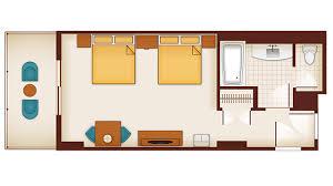 Hotel Room. Aulani Studio