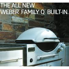 Cool Introducing The Amazing Weber Q Built In BBQ At Outdoor Kitchen  Australia ...