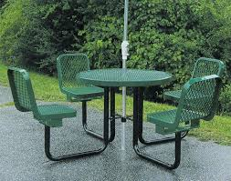 Blogs  High Quality Wrought Iron Patio Furniture Utilizes An Powder Coated Outdoor Furniture