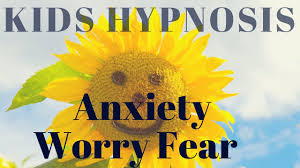 Kids Hypnosis - To help reduce anxiety, stress and fear - YouTube