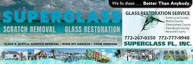 superglass fl aquarium architectural glass and acrylic mobile restoration services