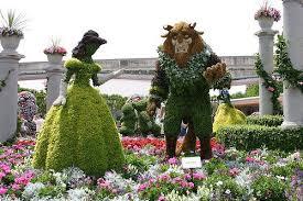 garden shows. Disney World Flower Show Garden Shows N