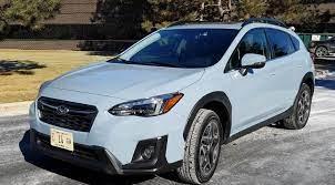 My New Car 2018 Subaru Crosstrek Cool Grey Khaki Subaru Crosstrek Subaru Dream Cars