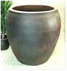 extra large ceramic planters flower pots garden planter big