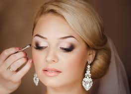 bridal hair and makeup courses in london