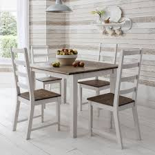 Canterbury Dining Table 85cm X 85cm With 4 Chairs Noa Nani