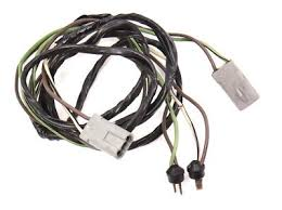becker radio wiring plugs nos $24 99 picclick VW Wiring Harness Diagram at 1982 Vw Rabbit Wiring Harness