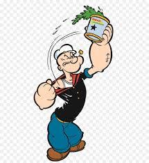Popeye: Vội vàng cho Rau ô Liu Oyl N'Pea Bluto - rau cải phim hoạt hình  700*979 minh bạch Png Tải về miễn phí - Người đàn ông, Năm, Phim Hoạt Hình.