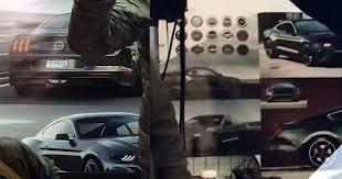 2018 ford mustang bullitt. delighful bullitt inside 2018 ford mustang bullitt carscoops