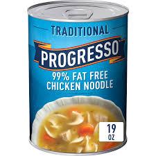 Progresso Light Chicken Noodle Soup Calories Progresso Soup 99 Fat Free Chicken Noodle Soup 19 Oz