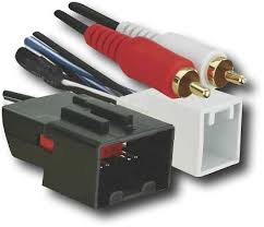 metra turbokits aftermarket radio wire harness adapter for select metra turbokits aftermarket radio wire harness adapter for select ford vehicles black angle standard