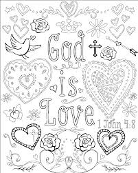 Christian Coloring Pages Printable Christian Coloring Pages For Kids
