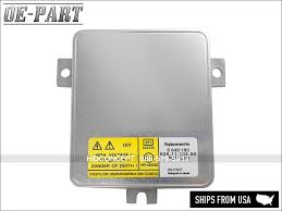 Ballast Replacement Chart Details About Oe Part Replacement Hid Ballast For Mitsubishi D1s W3t13271 For Bmw Volvo