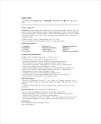 welding welder resumes welder resume template 6 free word pdf documents
