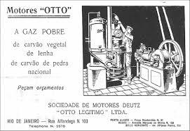 advertisement for deutz ag gasifier engine burning charcoal advertisement for deutz ag gasifier engine burning charcoal fuelwood or ian coal in revista
