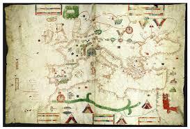 Portolan Charts File Portolan Chart By Albino De Canepa 1489 Jpg Wikimedia