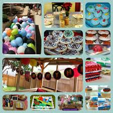 2 Year Birthday Themes 40 Birthday Party Themes Ideas Tutorials And Printables