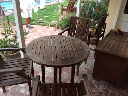 teak patio furniture cape town