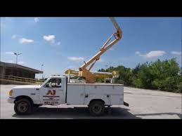 2017 ford bucket truck. 1995 ford f800 super duty bucket truck for sale | no-reserve internet auction june 22, 2017