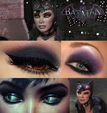 catwoman makeup from batman arkham city