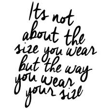 Fashion Quotes Classy PlusSize Fashion Top 48 Body Confidence Quotes Just Curvy