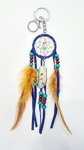 Dream Catcher To Buy Simple Buy Satyam Kraft Dream Catcher Keychain BLUE Online At Low Prices
