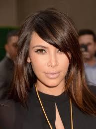Look Da Star Le Acconciature Di Kim Kardashian Hairadvisor