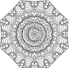 Small Picture Elegant Kaleidoscope Coloring Pages 20 With Additional Coloring