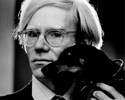 andy warhol on sex and love brain pickings portrait of andy warhol by jack mitchell