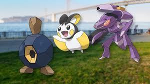 Pokémon Go Einall Woche - Kiesling und Genesect als Shiny und neue Gen 5  Pokémon! • Eurogamer.de