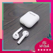 Freeship] Tai Nghe Bluetooth Inpods 12 TWS, Tai Nghe Bluetooth Android/  IPhone Giá Rẻ giá cạnh tranh