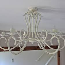 the clifton collection 6 arm candle chandelier