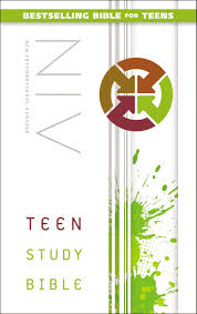 Study bible for teens