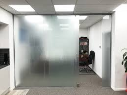 office glass door design. Unified Retail Group (Huntingdon, Cambridgeshire): Top Hung Sliding Glass Door, With Office Door Design