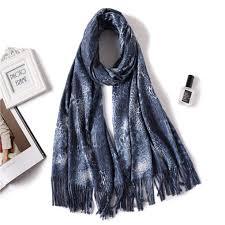 Designer Shawls And Wraps Designer Brand Women Scarf Winter Cashmere Scarves For Lady