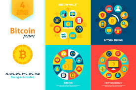 Are you looking for bitcoin vector design images templates psd or png vectors files? Bitcoin Vector Concepts By Anna Leni Thehungryjpeg Com