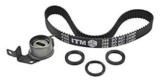 Amazon.com: ITM Engine Components ITM288 Timing Belt Kit for 1997 ...