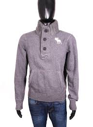 Abercrombie And Fitch Mens Size Chart Details About Abercrombie Fitch Mens Sweatshirt Vintage Grey L