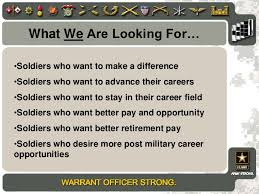 Warrant Officer Retirement Pay Chart Navy Enlisted To Cwo Officer Program Brief