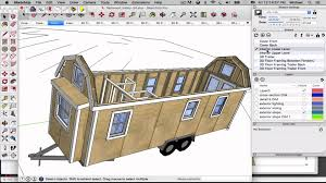 Redwood Valley 24 Tiny House Plans