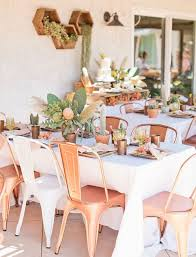 wedding shower images. 1. Southwest-Inspired: Cacti Has Never Been More In Style. If A Good Succulent Your Bride Weak The Knees, Now\u0027s Perfect Time To Throw Wedding Shower Images