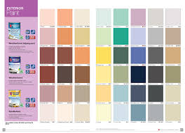 Bh Paint Color Chart Ici Exterior Paint Color Chart Bedowntowndaytona Com