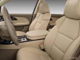2007 acura mdx front seat