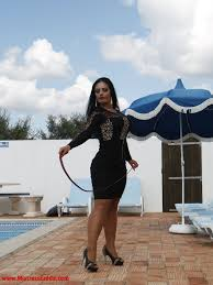 Your Goddess Goddess Ezada Sinn Mistress Ezada with a whip