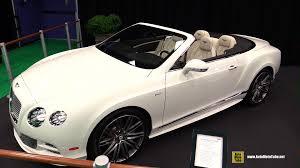 bentley interior 2015. 2015 bentley continental gtc speed exterior and interior walkaround montreal auto show youtube a