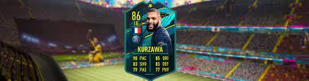 Lösung der Player Moments SBC zu Layvin Kurzawa in FIFA 21