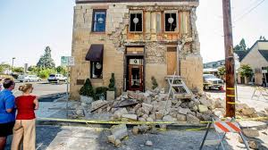 Earthquake warning california is the country's first publicly available, statewide warning system that could give california residents crucial seconds to take cover before you feel shaking. Damage From Northern California Earthquake Could Reach 1 Billion Abc News