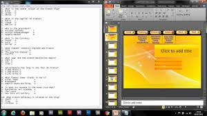 Online Quiz Templates Powerpoint Quiz Template Gallery Templates Example Free Download 89
