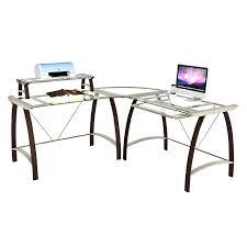 z line glass desk z line glass computer desk z line designs corner desk with hutch espresso with clear z line belaire glass l shaped computer desk